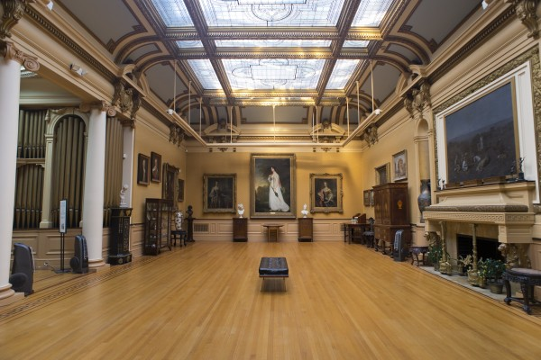 Glen Foerd Art Gallery